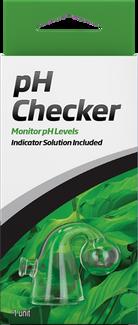 Seachem Glass pH Checker