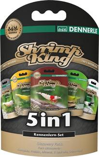 JBJ Dennerle Shrimp King 5 in 1 Shrimp Food