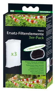 Dennerle Filter Replacement Elements
