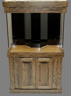 """Tsunami 85-Gallon 36""""Lx18""""Wx30""""H Rectangular Acrylic Aquarium Setup"""