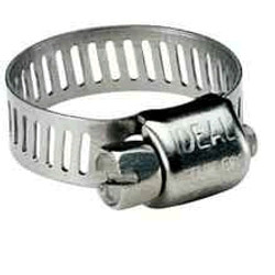 """Stainless Steel 1"""" Hose Clamp"""