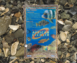 CaribSea African Cichlid Eco Complete Gravel 40-lb.