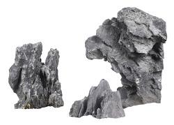 Lifegard Smoky Mountain Stone Large Pieces - Case 44 lbs