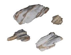 Lifegard Crema Texture Stone Medium Pieces - Case 44 lbs