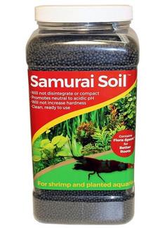 Caribsea Samurai Soil 9 lb