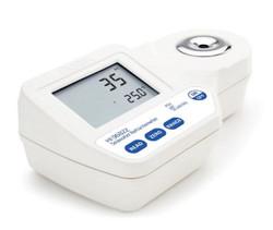Hanna Digital Refractometer for Seawater Analysis - HI96822