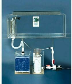 "Clear-for-Life Deluxe 60-Gallon 48""Lx15""Wx18""H Rectangular Acrylic Aquarium"
