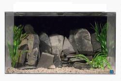 "SeaClear 75-Gallon 48""Lx15""Wx24""H Rectangular Acrylic Fish Tank"