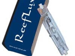 Reeflux Double Ended HQI Lamp 250 Watt 12,000K