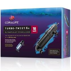 Coralife Turbo Twist UV Sterilizer 18 Watt