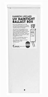 Lifegard Aquatics Raintight Kit, Box Only