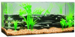 "SeaClear 260-Gallon 72""Lx24""Wx36""H Rectangular Acrylic Fish Tank"