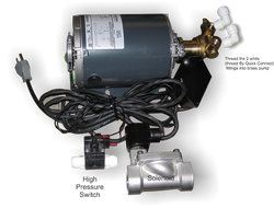 AquaFX Commercial Booster Pump with Controller