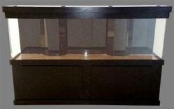 """Tsunami 325-Gallon 120""""Lx30""""Wx24""""H Rectangular Acrylic Aquarium Setup"""