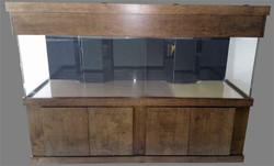 """Tsunami 525-Gallon 120""""Lx48""""Wx24""""H Rectangular Acrylic Aquarium Setup"""