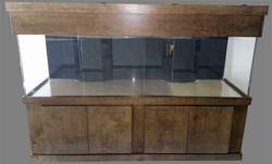 """Tsunami 800-Gallon 120""""Lx48""""Wx36""""H Rectangular Acrylic Aquarium Setup"""
