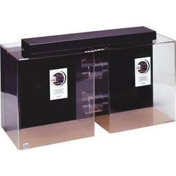 "Clear-for-Life 75-Gallon 48""Lx18""Wx24""H Acrylic Tube Uniquarium"
