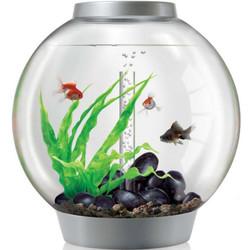 biOrb Classic 30 MCR 8-Gallon Silver Aquarium
