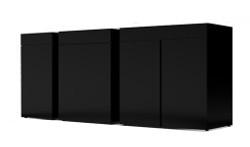 """JBJ 45G Cabinet Stand Black 36"""" Tall"""