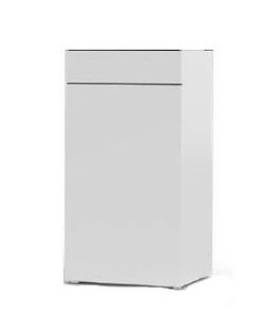 """JBJ 25G Cabinet Stand White 36"""" Tall"""