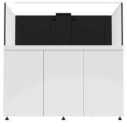 Prostar Rimless 200 Gallon Setup White