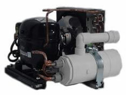 TradeWind 1-HP 220v Inline Commercial Chiller