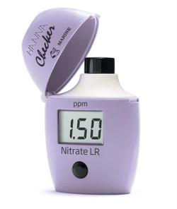 Hanna Marine Nitrate Low Range Handheld Colorimeter - HI781