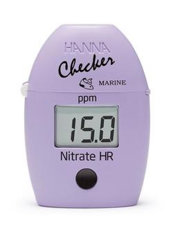 Hanna Marine Nitrate High Range Checker - HI782