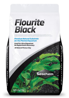Seachem Flourite Black Gravel 15.4 lbs