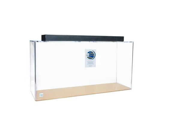 "Clear for Life Rectangle Acrylic Aquarium - 55G Rectangle- 36""L x 18""W x 20""H"