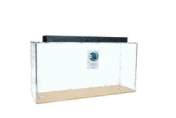 "Clear for Life Rectangle Acrylic Aquarium - 300R Rectangle- 96""L x 24""W x 30""H"
