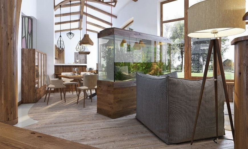 How To Select the Best Place To Put a Fish Tank in Your Home
