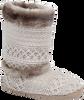 Ruby + Ed Nougat Knit Boot