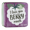 Scottish Fine Soaps I love You Berry Much Soap Tin
