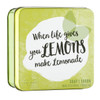 Scottish Fine Soaps When Life Gives You Lemons Soap Tin