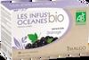 Thalgo Organic Infus'Oceanes Draining - 20 tea bags
