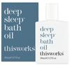 This Works Deep Sleep Bath Oil