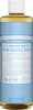Dr Bronner's 18-in-1 Hemp Unscented Baby-Mild Pure-Castile Soap - 473ml