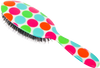 Rock & Ruddle Multicoloured Polka Dot Hairbrush