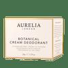 Aurelia Probiotic Skincare Botanical Cream Deodorant box