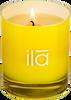 ila Fragrant Candle for Inner Light & Joy - Jasmine Flowers