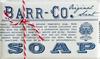 Barr-Co. Single Bar Soap - 170g