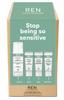 REN Stop Being So Sensitive Routine Kit