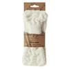 Natural Bath Sponge Hair Drying Towel Wrap & Head Band Duo Set