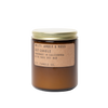 P.F. Candle Co. No. 11 Amber & Moss Standard Soy Jar Candle