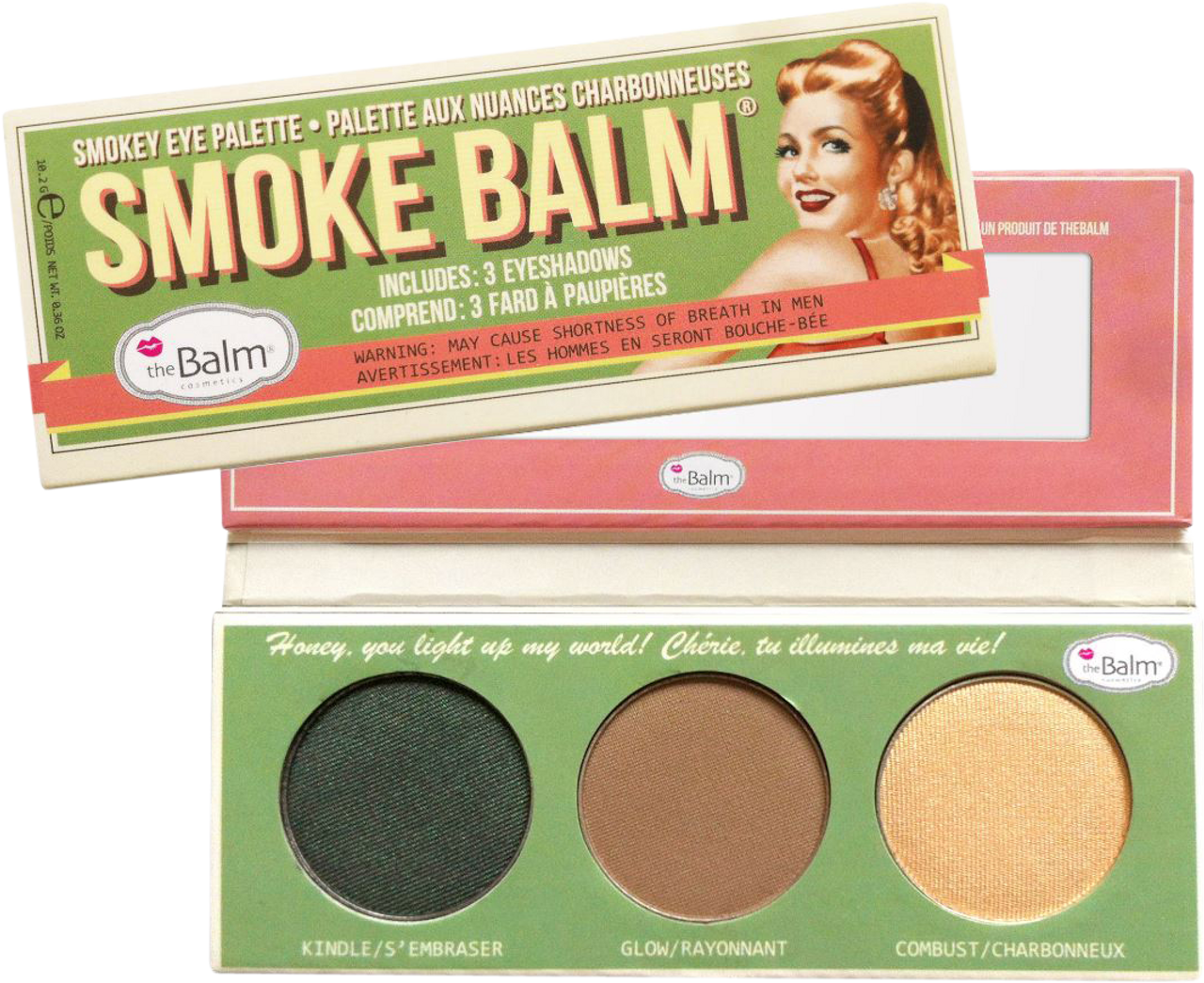 1e4954019f6 The Balm Smoke Balm Palette 2 | Bath & Unwind | Official Stockist