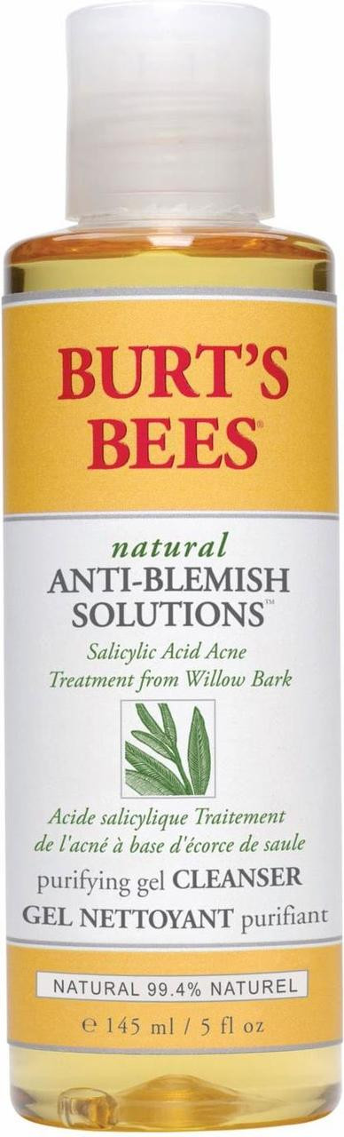 abb668271 Burt s Bees Anti-Blemish Purifying Daily Gel Cleanser