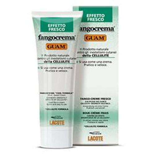 Guam Fangocrema Fresco Anti-Cellulite Cooling Treatment Cream