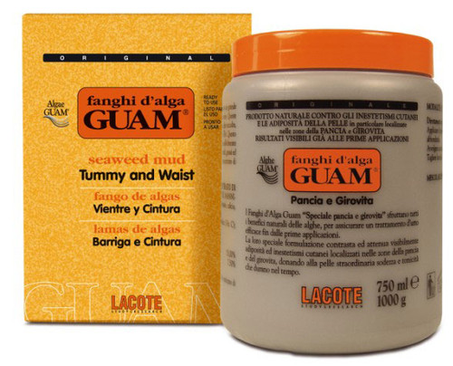 Guam Seaweed Tummy & Waist Mud