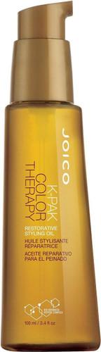 Joico K-Pak Color Therapy Restorative Styling Oil - 100ml
